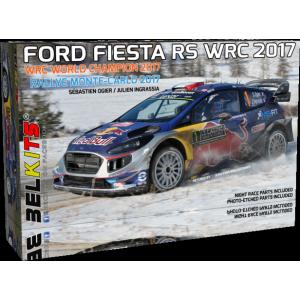 BELKITS Kit 1/24 FORD FIESTA RS WRC 2017