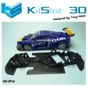 Chasis Angular Race SOFT RENAULT SPORT RS.01 SCX