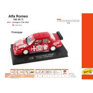 SI CA35C Alfa Romeo 155 DTM - n14 Donington 1994