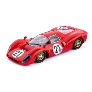 Policar CAR06A Ferrari 330 P4 n21 2nd Le Mans 1967
