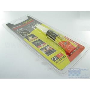 Adhesivo cianocrilato QS (Superglue) 3gr