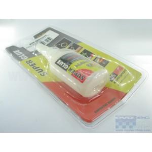 Adhesivo cianocrilato QS (Superglue) 20gr