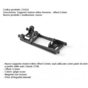 SI CH110 Soporte Motor In-Line DTM/Gr.C Reverse Offset 0,5m
