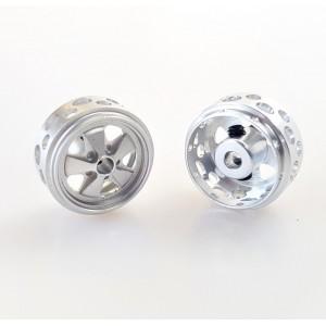 Llanta tipo FUCHS ORIGINAL Silver x2 Uds