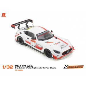 Scaleauto SC 6218B Mercedes AMG GT3 Cup WHITE