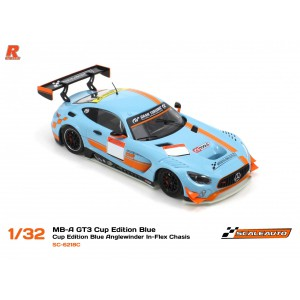 Scaleauto SC 6218C Mercedes AMG GT3 Cup BLUE