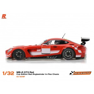Scaleauto SC 6218F Mercedes AMG GT3 Cup RED