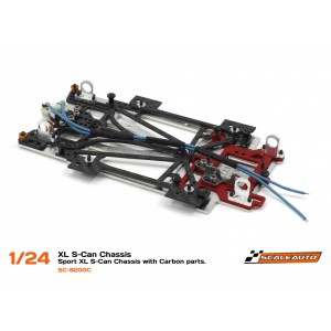 Scaleauto SC 8200C 1/24 Sport XL Chassis for S-Can