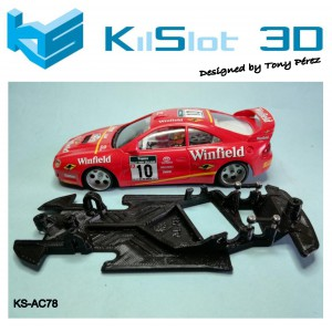 Chasis angular Race SOFT Toyota Celica GT ST205