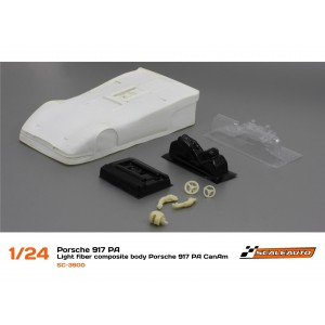 Carroceria 1/24 en fibra Porsche 917 PA CanAm