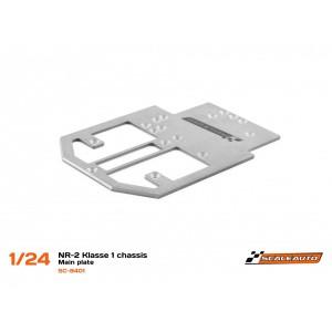 Central Chasis SC-NR2 Klasse1 en Acero 1.5mm CNC