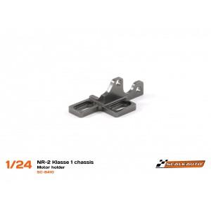 Soporte Motor Slim-Can para SC-NR2 Klasse1 Alumini