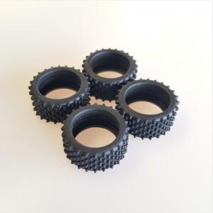 Neumatico de tacos TREAR 9 Ultragrip 18,5x9,4 x4ud
