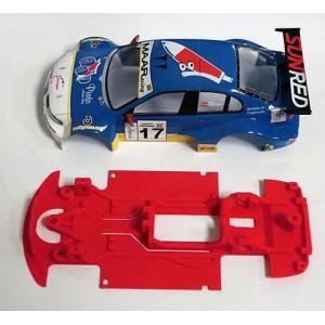 Chasis Toledo GT lineal (comp. SCX)