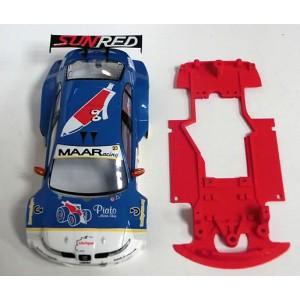 Chasis Toledo GT Hybrid (comp. SCX)