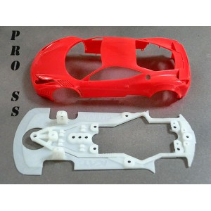 Chasis GT3 Italia Pro Super Soft comp B. Arrow