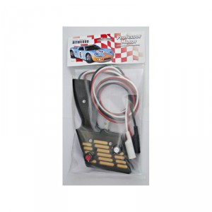 Mando electronico Professor Motor Platinum NEGRO PMTR2111