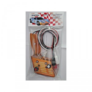 Mando electronico Professor Motor Platinum Naranja PMTR2111