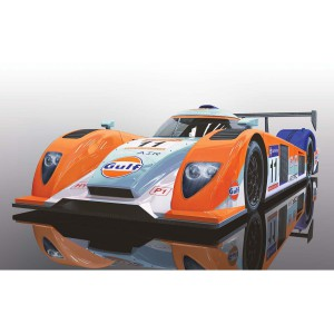 Scalextric H4090 TEAM LMP GULF