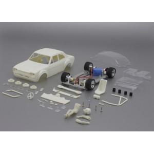 Ford Escort Mk1 Kit White con Chasis en Aluminio