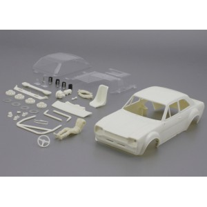 Carroceria Ford Escort Mk1 Kit White