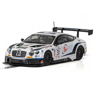 Scalextric H4024 BENTLEY CONTINENTAL GT3 TEAM PARK