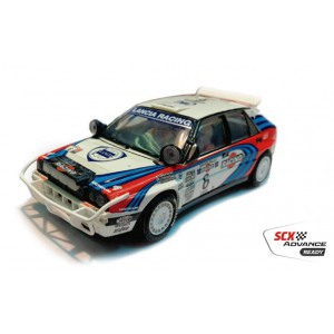 Lancia Delta Integrale Rally Safari