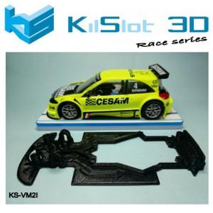 Chasis RACE BANCADA INDEPENDIENTE Renault Megane