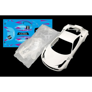 Black Arrow Carroceria GT3 Italia Kit Calca BLUE