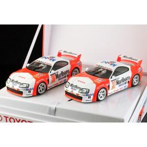 RevoSlot Toyota Supra Marlboro Twin Pack 36 and 37
