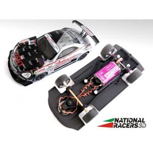 Chasis 3D  Lexus SC430 Ninco AW/SW/Inline