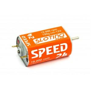 Motor Speed 24 caja larga cerrada 19.000rpm 2,5UMS