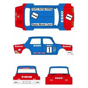BRM TTS024 Simca 1000 Esso n1
