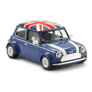 BRM 0096 B Mini Cooper Blue Union Jack
