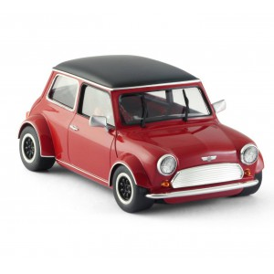 BRM 0097 Mini Cooper Red w/ Black Roof