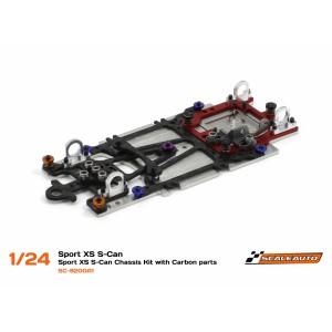 Scaleauto SC8200A1 Chasis Sport XS 1/24 PreMontado