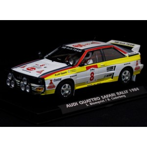 Audi Quattro A2. Rally Safari 1985 S.Blomqvist