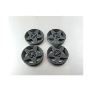 Tapacubos Type Speedline Antrac comp slotit 15,8mm