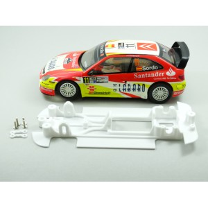 Chasis3D Citroën XSARA PRO in Line. For SCX Body