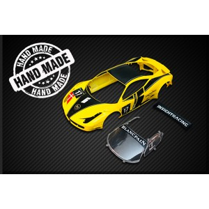 Black Arrow Carroceria GT3 Italia YELLOW-INSIGH