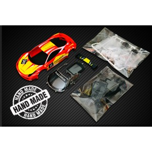 Black Arrow KIT GT3 Italia AW RED-YELLOW n21