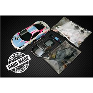 Black Arrow KIT GT3 Italia AW SILVER-BLUE n21