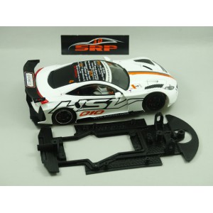Chasis 3D Honda HSV 010 For Scaleauto Body