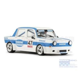 BRMSC02A Simca 1000 Rally Danone 47 Faros Redondos