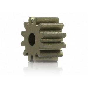 Piñón 12d. M50 ERGAL para Eje 2mm diam 7,25mm