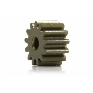 Piñón 13d. M50 ERGAL para Eje 2mm diam 7,7mm