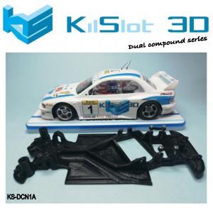 Chasis Angular DUAL COMP compatible Subaru MSC