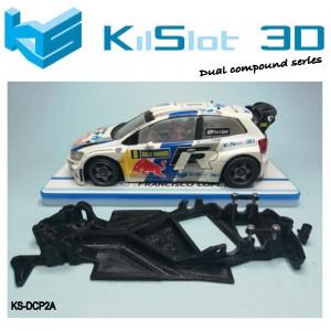 Chasis Angular DUAL COMP compatible VW Polo WRC