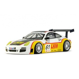 NSR 55AW Porsche 997 LKM Silverstone 2009 61 AW