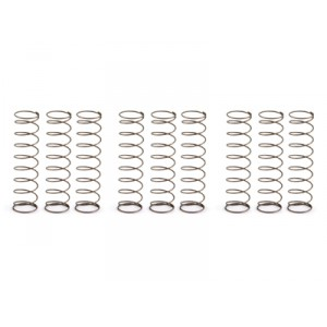 Muelles de suspension duros 15 mm (10 uds)